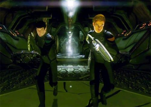 New Star Trek Video Game announced for April 26th, 2013