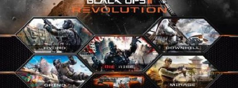 Call of Duty: Black Ops II's Revolution DLC Hits Xbox Live January 30th