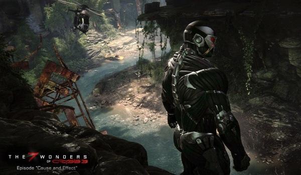 Crysis 3 - Die 7 Wunder