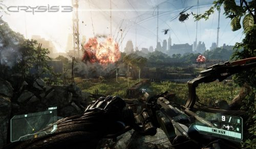 Crysis 3 Open Multiplayer Beta Now Live!