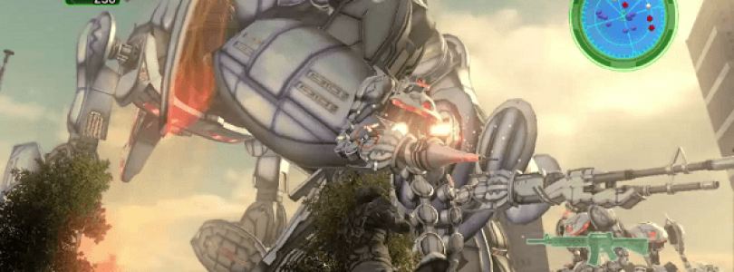 Earth Defense Force 2025 trailer reveals new Air Raider unit