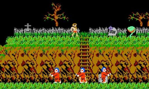 Ghosts and Goblins and more Invade Europe's eShop