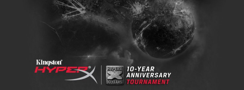Kingston Celebrate 10 Years Of HyperX At CES