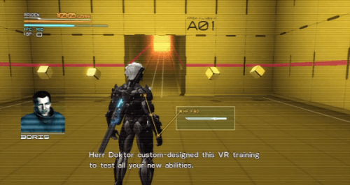 Metal Gear Rising: Revengeance will receive VR missions as DLC
