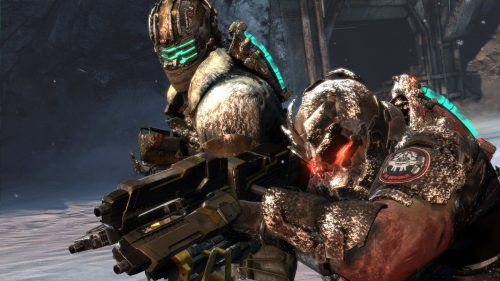 Dead Space 3's Co-Op, What Resident Evil 5 should have done