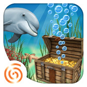 Dolphins of the Caribbean – Adventure of the Pirate's Treasure Logo