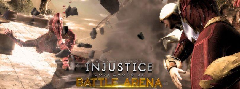 Week Two of Injustice: Gods Among Us' Battle Arena Commences