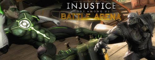Week Three of Injustice: Gods Among Us' Battle Arena is Here