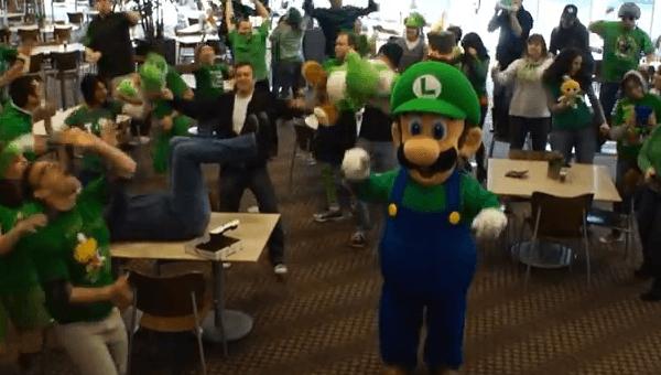 Luigi-harlem-shake
