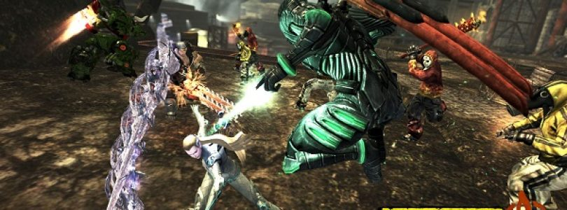 Anarchy Reigns Now Up on the Playstation Network