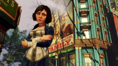 Latest BioShock Infinite video explores the legend of the Songbird