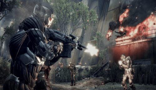 The Lethal Weapons of Crysis 3