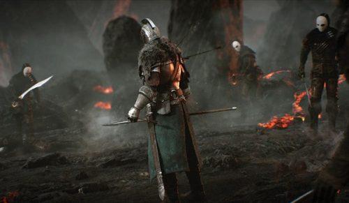 Now's Your Chance to Help Decide Dark Souls II's Tagline