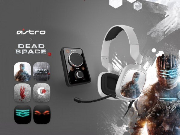 dead space 3 astro gaming a30 and a40 speaker tags released capsule computers. Black Bedroom Furniture Sets. Home Design Ideas