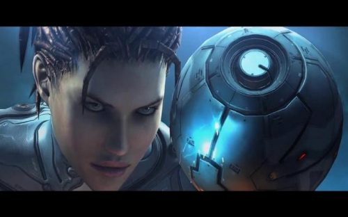 Starcraft II:Heart of the Swarm – Vengence trailer released