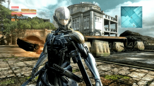 Raiden's Metal Gear Solid 4 outfit announced as launch day DLC for Revengeance