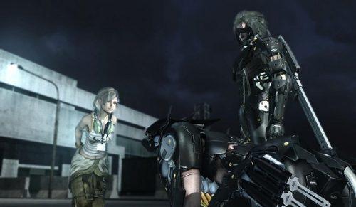 New Story Trailer for Metal Gear Rising: Revengeance