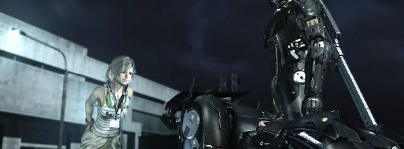 New Story Trailer for Metal Gear Rising: Revengeance