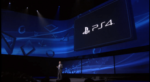PlayStation 4 announced at Sony's PlayStation Live