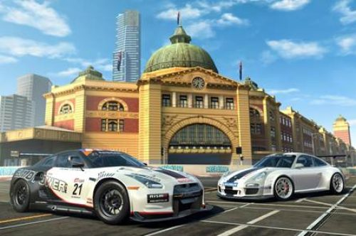 Real Racing 3 out now on iOS
