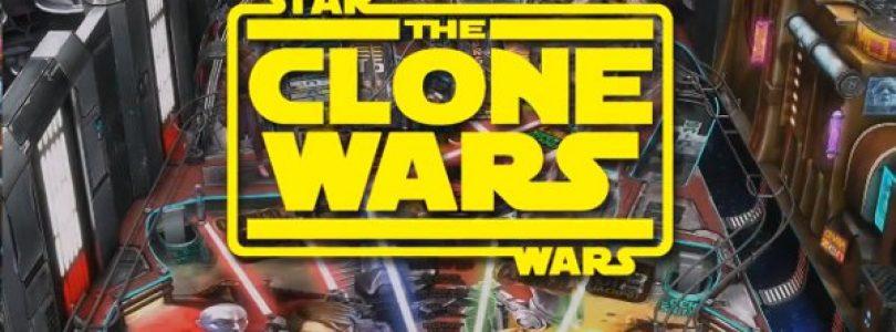 Star Wars Pinball The Clone Wars Trailer