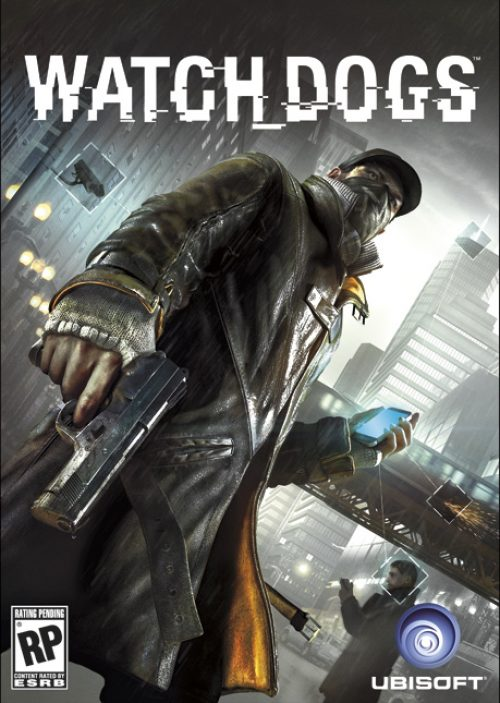 Watch_Dogs box art revealed