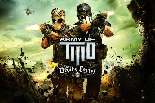 Army of Two: The Devil's Cartel Co-Op Demo Coming March 12