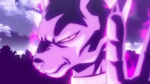 Dragonball Z: Goku vs the God of Destruction