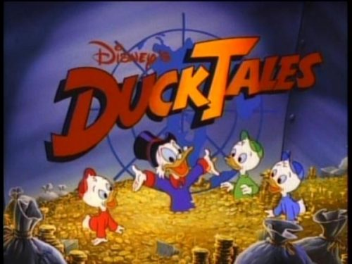 DuckTales Remastered to Feature the Show's Original Voice Cast