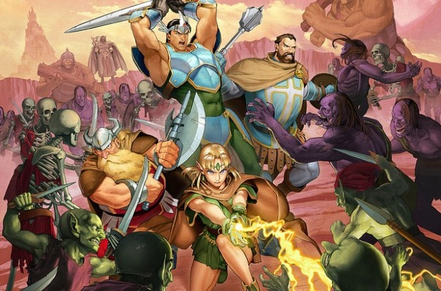 Dungeons-and-Dragons-Chronicles-of-Mystara-Artwork