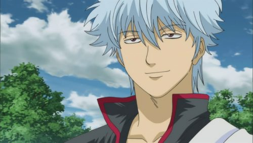 Back 2 Back! The Second Gintama Movie Sports An Odd Duo!