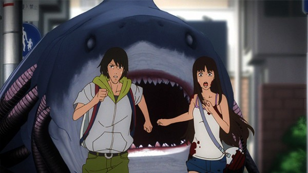 Move aside jaws there s a new aquatic threat and its name for Gyo tokyo fish attack full movie