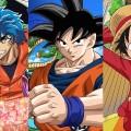 Toriko x One Piece x Dragon Ball Anime Special Preview
