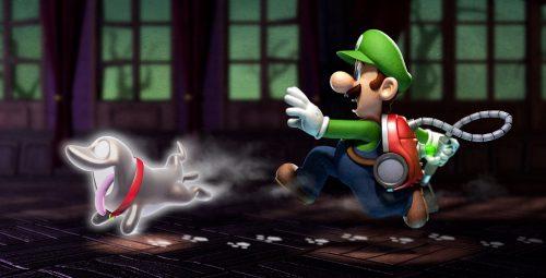 Luigi's Mansion 2 kicks off the 'Year of Luigi' in Australia today