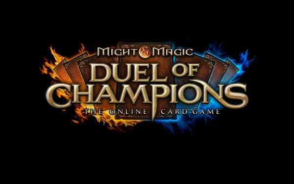 Might&amp;Magic Duel of Champions - Logo