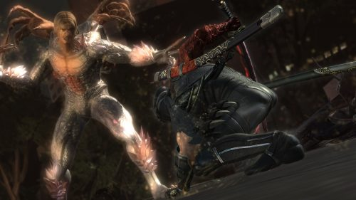 Ninja Gaiden 3: Razor's Edge's weapons, ninpo and more detailed with new screens