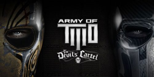 Army of Two: The Devil's Cartel smuggled onto store shelves today