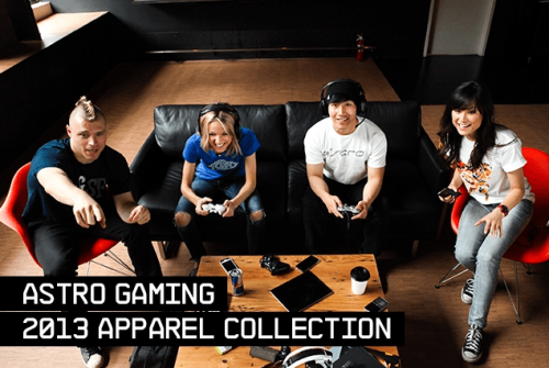 Astro Announces New Gaming Apparel Line