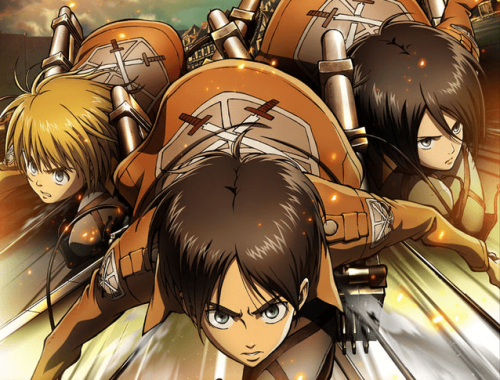 Attack on Titan cast and staff details