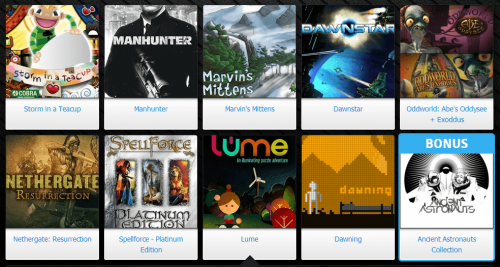 Groupees Build a Bundle 5 Released