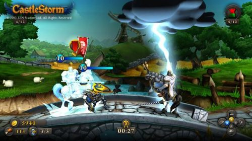 CastleStorm's Multiplayer Modes Detailed
