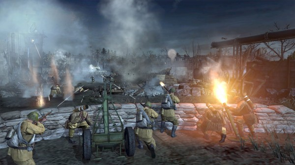 matchmaking company of heroes 2