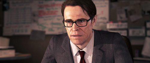 Willem Dafoe Joins Ellen Page in Beyond: Two Souls