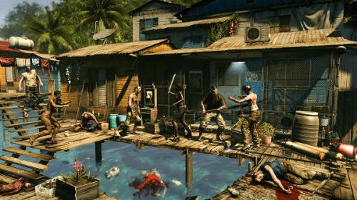 Dead Island: Riptide story trailer released