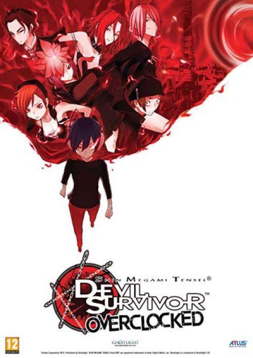 Devil Survivor: Overclocked gets EU release date and trailer
