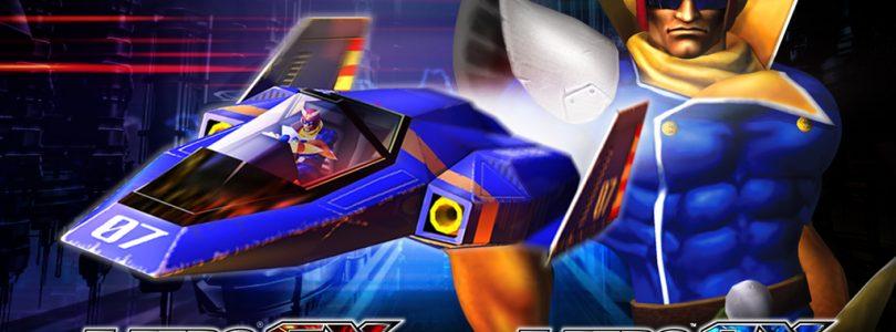 F-Zero AX discovered within F-Zero GX ten years later