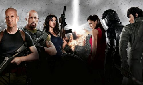 New Action-Packed G.I. Joe: Retaliation Clips