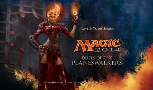 Magic 2014: Duels of the Planeswalkers Announced
