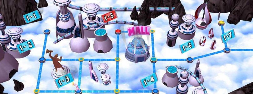 Ms. Splosion Man Debuts on the iOS