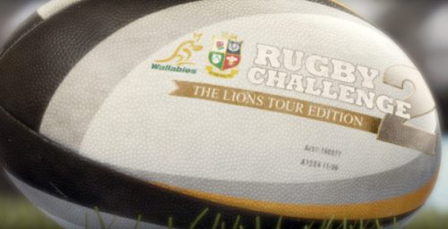 Rugby Challenge 2: The Lions Tour Edition Announced